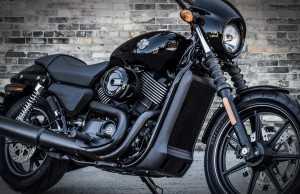 Harley davidson street 750 india